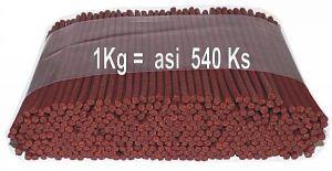 Delika-Pet alan hovězí tyčinky 4mm 1kg/540ks