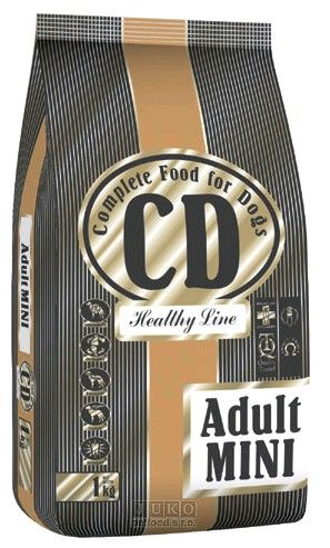 Delikan CD Dog Adult Mini 1 kg