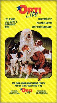 Shurgain Dog Opti Lite 15 kg + AKCE Sleva 10%