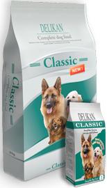 Delikan Classic Dog 1kg