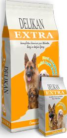 Delikan Extra Dog 15kg