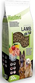 Delikan Maximo Dog Lamb 20kg