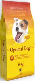 Delikan Optimal Dog Chicken 10kg