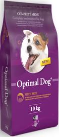 Delikan Optimal Dog Beef 10kg