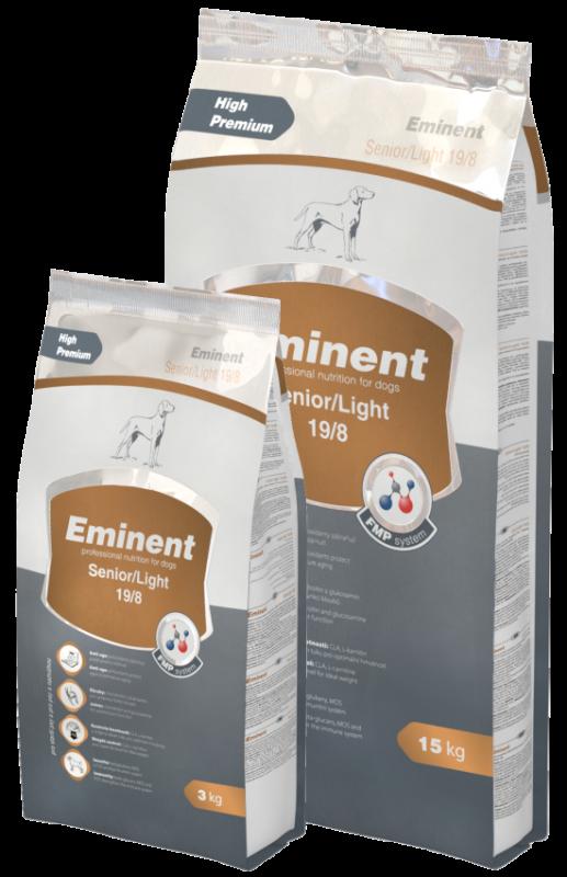 Eminent Dog Senior / Light 3kg