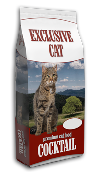 Delikan Exclusive Cat Cocktail 400g