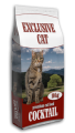 Delikan Exclusive Cat Cocktail 10kg