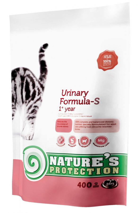 Natures Protection Cat Urinary 400g Nature´s Protection