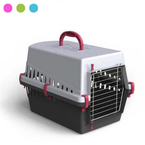 Transportní box TRANSPORTINO METAL 50 x 33 x 32 cm SIERA - Plast