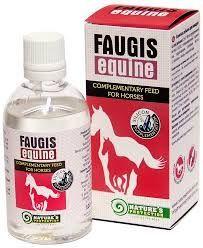 Faugis doplněk stravy pro koně 100ml