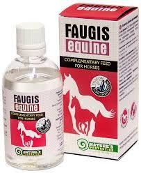 Faugis doplněk stravy pro koně 100ml Nature´s Protection
