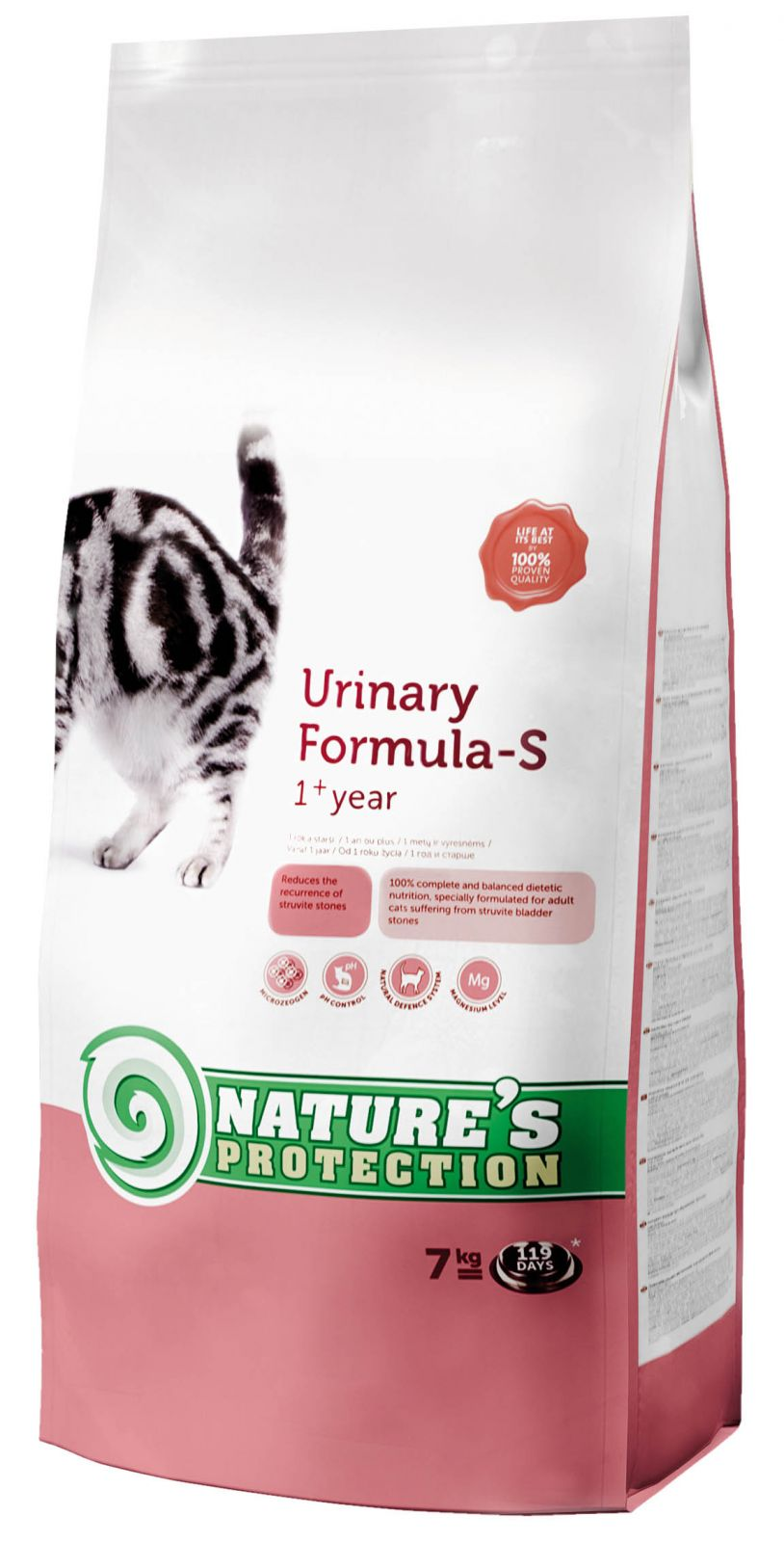 Natures Protection Cat Urinary 7kg Nature´s Protection