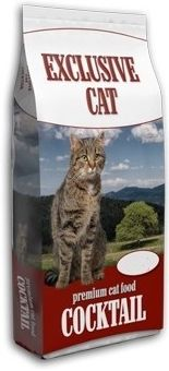 Delikan Exclusive Cat Cocktail 2kg