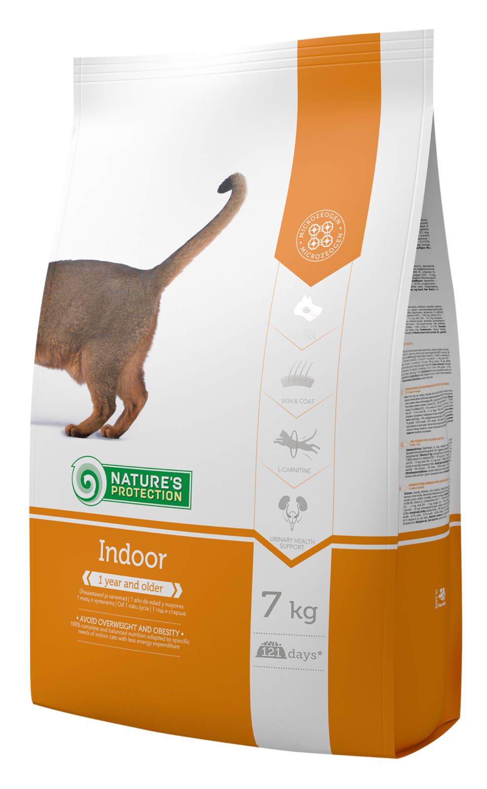 Natures Protection Cat Indoor 7kg Nature´s Protection