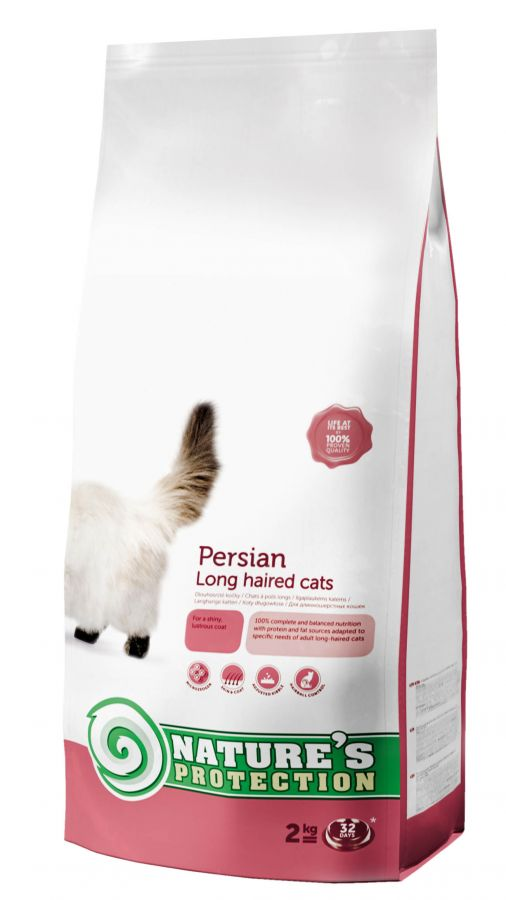 Natures Protection Cat Persian 2kg Nature´s Protection