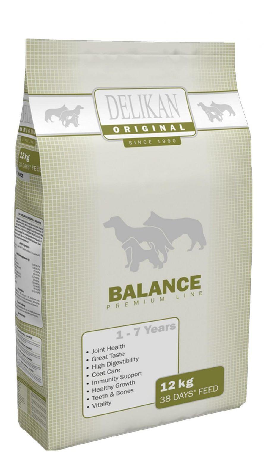 Delikan Original Dog Balance 12kg