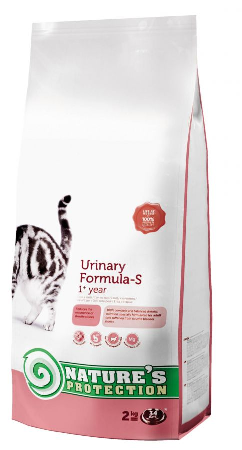 Natures Protection Cat Urinary 2kg Nature´s Protection