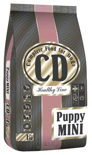 Delikan CD Dog Puppy Mini 3kg