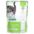 Nature's Protection Cat kapsa Adult Chicken & Cod - Urinary Health 100g