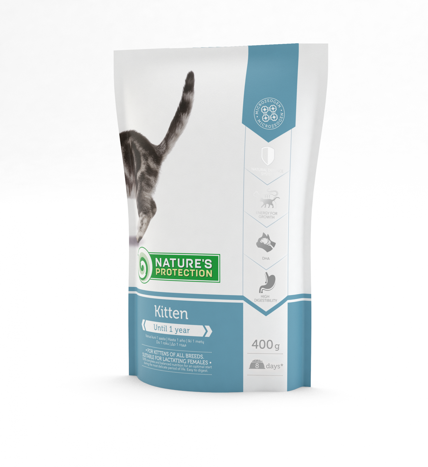 Natures Protection Cat Kitten 400g Nature´s Protection