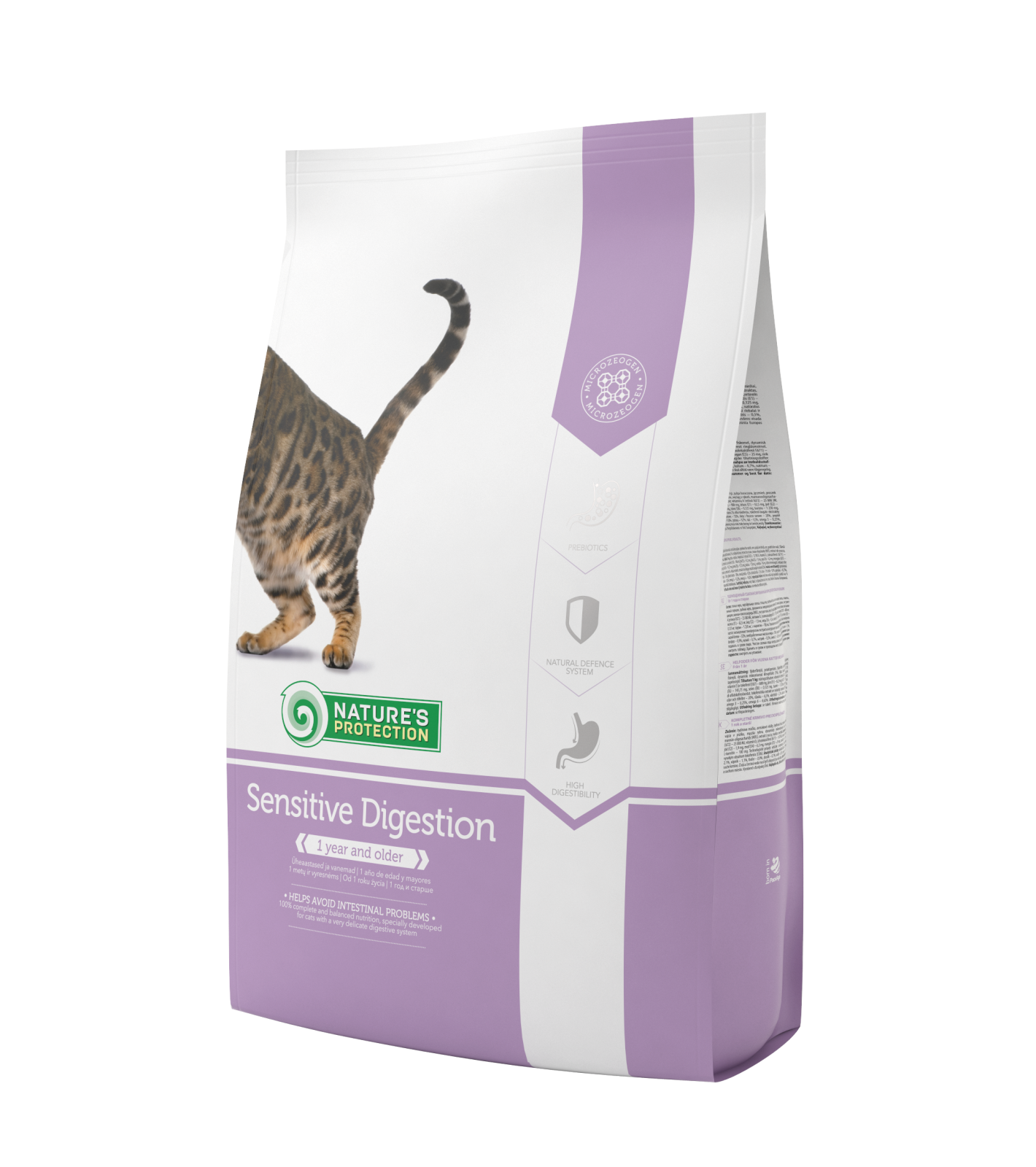 Natures Protection Cat Sensitive Digestion 2kg Nature´s Protection