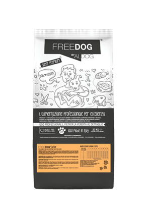 FREEDOG Junior Medium 20kg