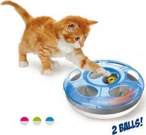 Hračka pro kočky UFO 25 x 8cm