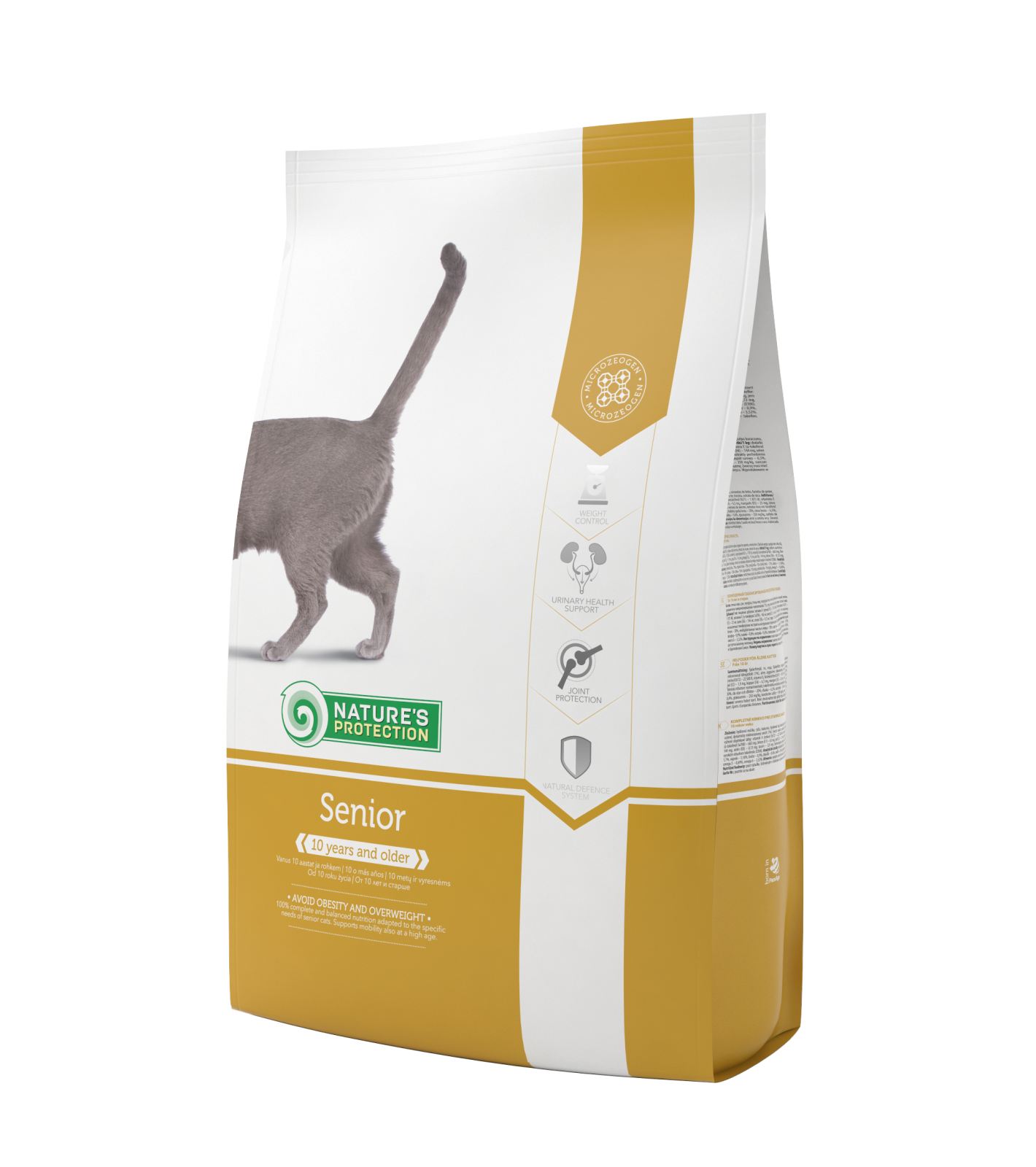 Natures Protection Cat Senior 2kg Nature´s Protection