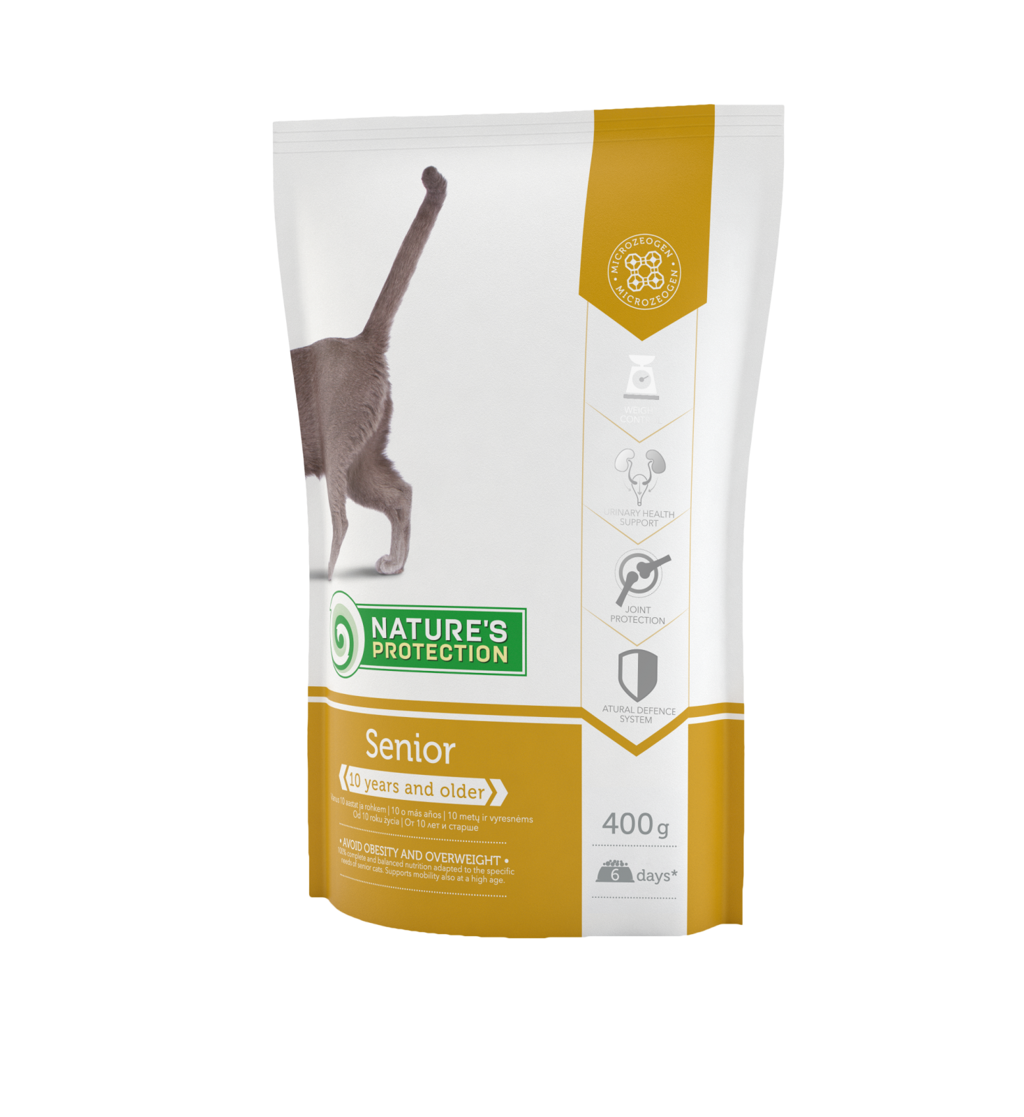 Natures Protection Cat Senior 400g Nature´s Protection