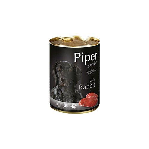 Piper Senior with Rabbit 400g