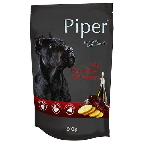 Piper with Beef Liver and Potatoes 500g