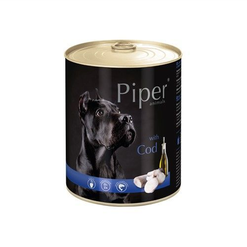 Piper with Cod 800g